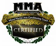 MMA Training Certified