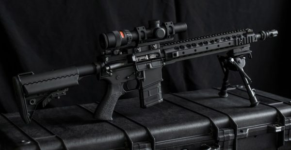 intro to precision rifles