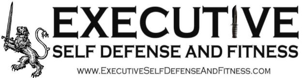 Executive Self-defense and Fitness Logo